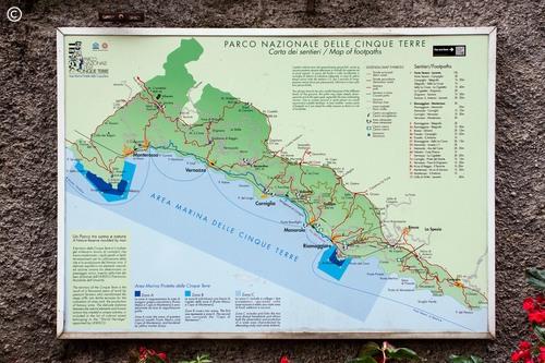 From Lisbon to Croatia - dia 5 - Parque Nazionale delle Cinque Terre
